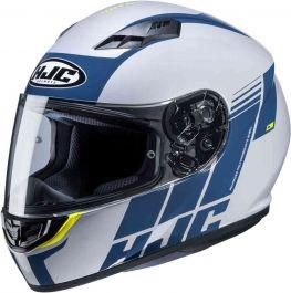 HJC CS-15 Mylo - Matt Weiß / Blau