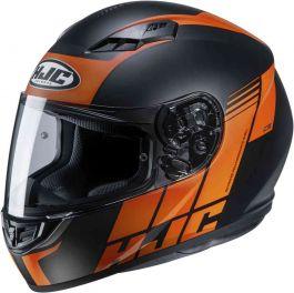 HJC CS-15 Mylo - Matt Schwarz / Orange
