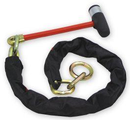 Doublelock Loop Chain kettingslot 200cm - SCM