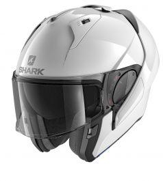 Shark Evo ES Blank - Weiß