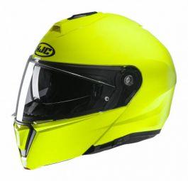 HJC I90 Solid - Fluo Gelb