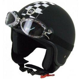 MT Custom Rider Flag - Schwarz/Weiss