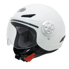 MT Urban Retro Kinderhelm – Weiss