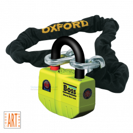 Oxford Boss Alarm mit 120 cm Kette ART 4