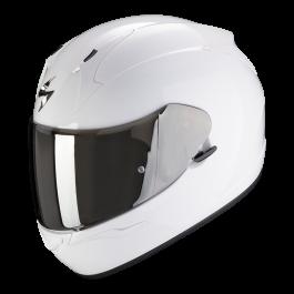 Scorpion EXO 390 Solid - Weiß