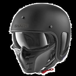 Shark Jethelm S-Drak Blank - Matt Schwarz