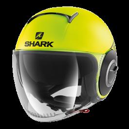 Shark Nano Street Neon Matt - Gelb / Schwarz