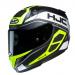 HJC R-Pha 11 Saravo - Matt Schwarz / Fluorgelb / Grau