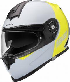 Schuberth S2 Sport Redux - Grau / Gelb