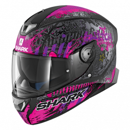 Shark Skwal 2 Switch Rider 2 -Schwarz / Violett