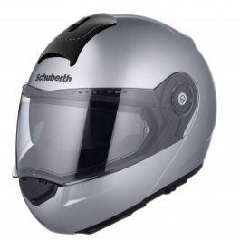 Schuberth C3 Basic - Silber