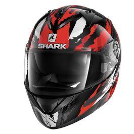 Shark Ridill OXYD - Schwarz / Rot / Silber