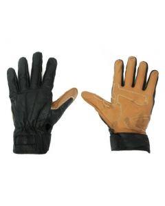 MKX Handschuhe Pro Tour - Schwarz / Braun