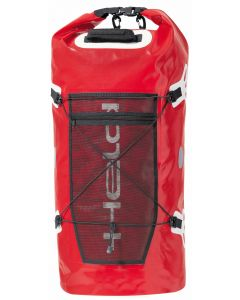 Held Roll Bag 90 Liter - Rood/Wit