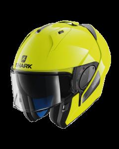 Shark Evo-One 2 Systeemhelm - HI-Visibility - Geel / Zwart