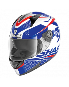 Shark Ridill 1.2 Stratom - Wit/Blauw