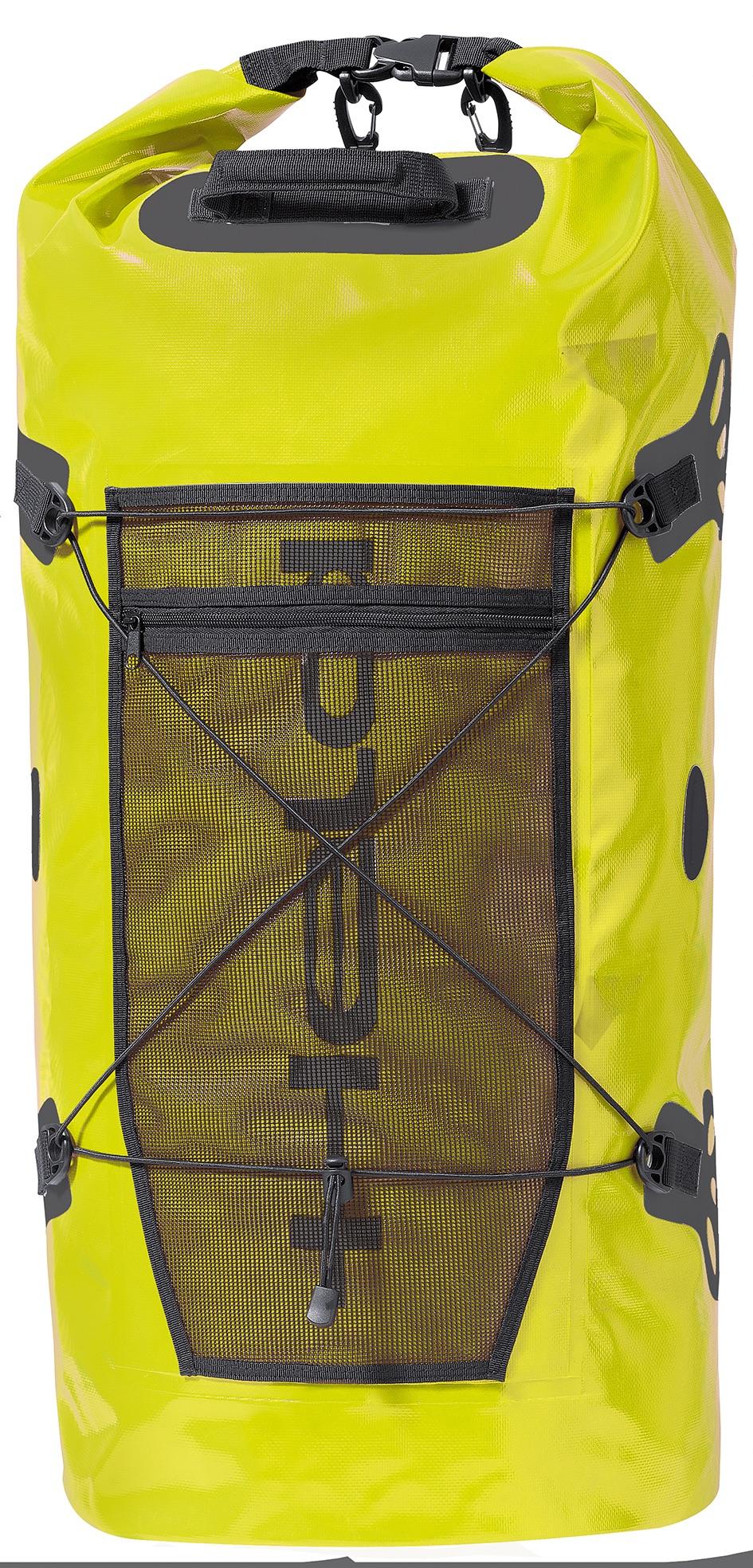 held roll bag 40 liter gelb schwarz. Black Bedroom Furniture Sets. Home Design Ideas
